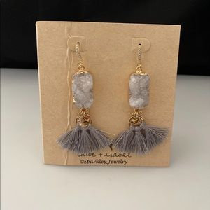 Chloe + Isabel Dreams of Provence Tassel Earrings